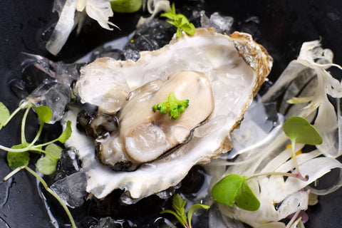 Texas Gulf Oyster Meat - Groomer's Seafood