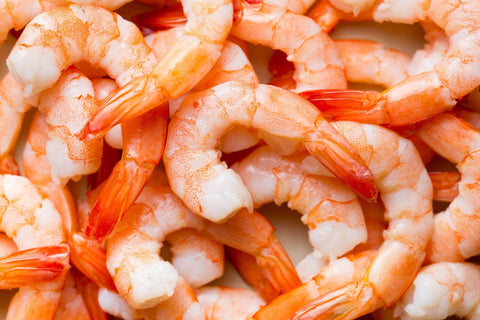 5 Pound Gulf Coast Brown Shrimp Block - Groomer's Seafood
