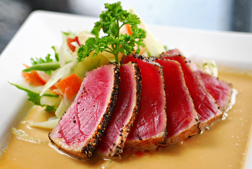 "Yellowfin ""Ahi"" Tuna - Groomer's Seafood"