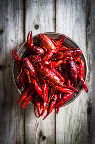 Pre-Order Live Crawfish Sack San Antonio Only! Pick Up Friday The 10th - Groomer's Seafood