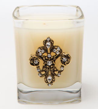 Classics - Creme Brulee Candle - 09oz. - Lux Fragrances