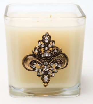 Classics - Creme Brulee Candle - 20oz. - Lux Fragrances