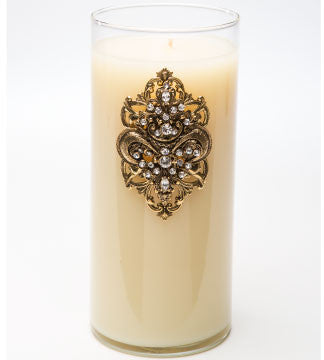 Classics - Creme Brulee Candle - 32oz. - Lux Fragrances