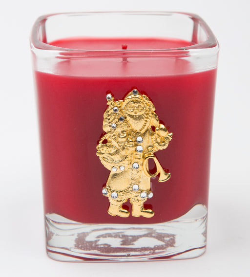 Noel - 09oz. square santa - Lux Fragrances