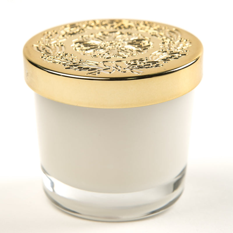 Citron - Small Lidded Candle - Lux Fragrances