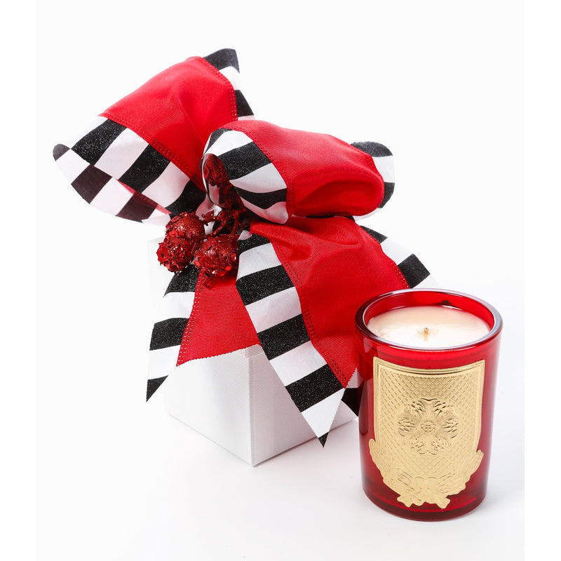 Nutcracker 8oz Christmas Gift Box Candle