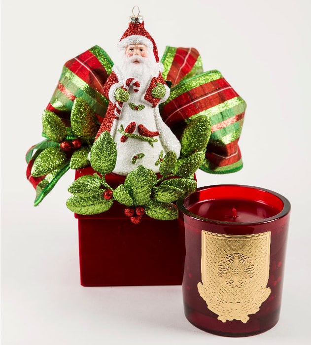 Noel - 14oz. gift box candle - Lux Fragrances