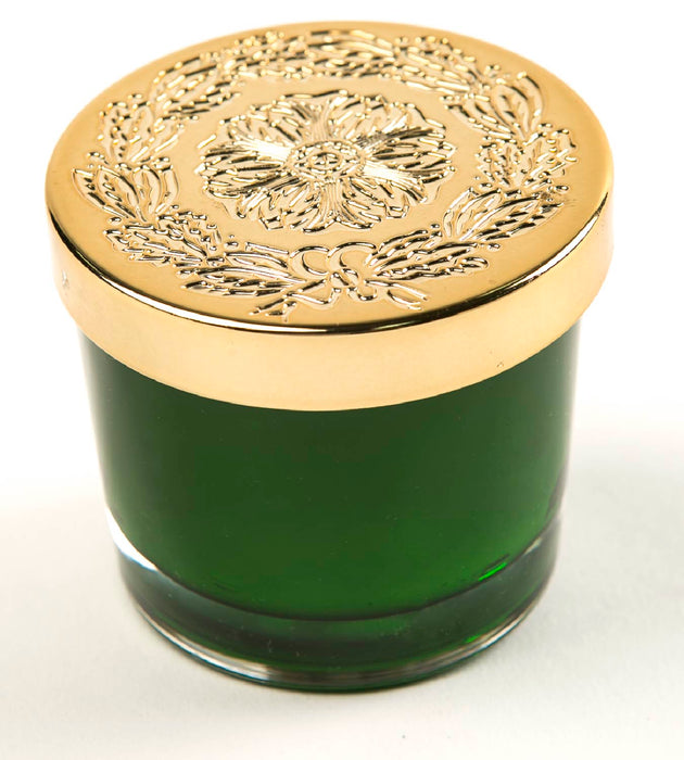 Noble Fir - Small Lidded Candle - Lux Fragrances