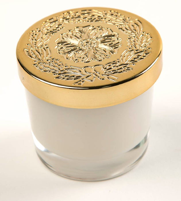 Shoreline - Small Lidded Candle - Lux Fragrances