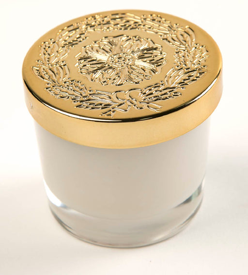 Della Robbia - Small Lidded Candle - Lux Fragrances