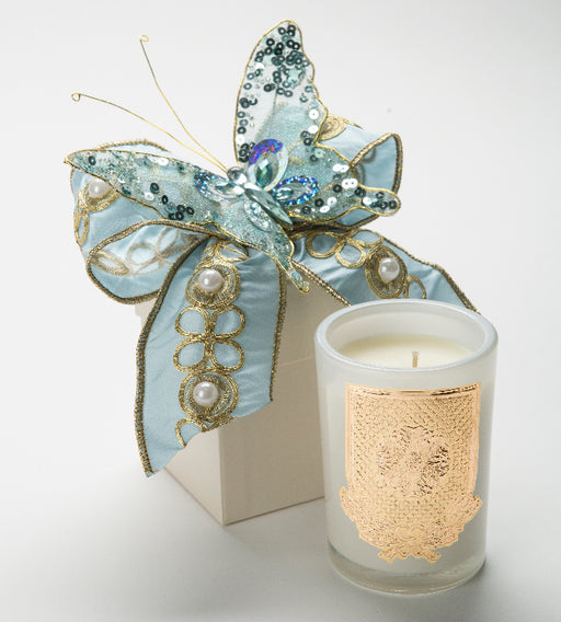 Spring - Blue Hydrangea - 08 oz. gift box - Lux Fragrances
