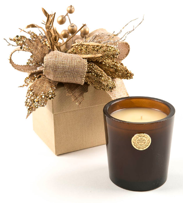 Gilded Peppercorn - 14 oz. Gift Box Candle - Lux Fragrances