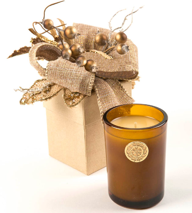 Gilded Peppercorn - 08 oz. Gift Box Candle