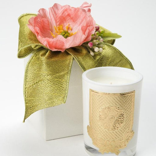 Spring - Grapefruit - 08 oz. flower box candle - Lux Fragrances