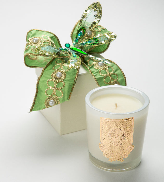 Spring - Lime Blossom Candle - 14 oz. gift box - Lux Fragrances