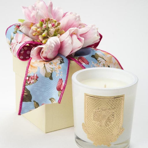 Mille Fleur Candle - 14oz. flower box - Lux Fragrances