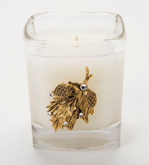 Noble Fir - 09oz. square pine cone - Lux Fragrances