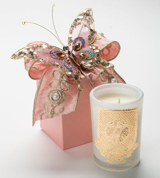 Spring - Lover's Lane Candle - 08 oz. gift box - Lux Fragrances