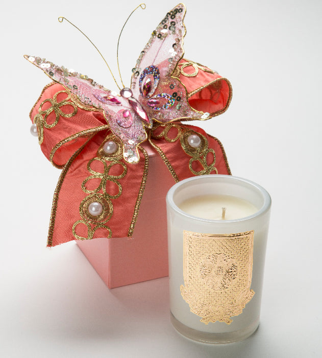 Spring - Grapefruit - 08 oz. gift box candle - Lux Fragrances