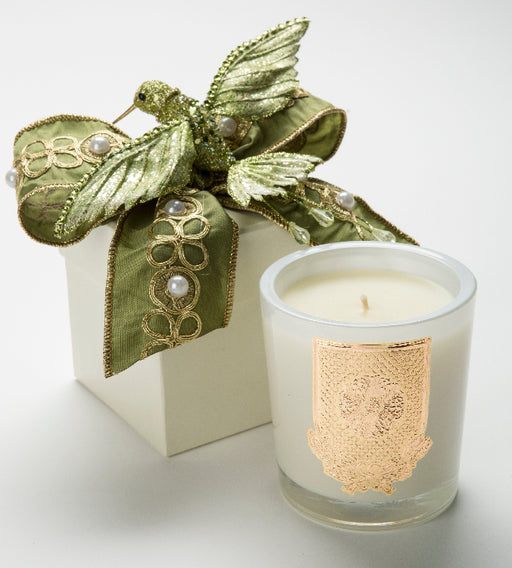 Spring - Veranda - 14 oz. gift box candle - Lux Fragrances
