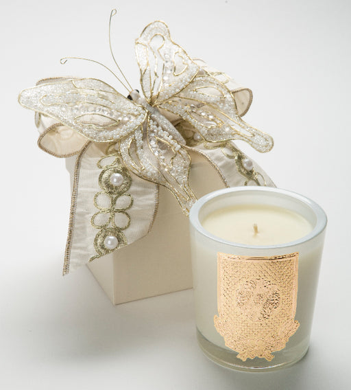 Spring - Cape Jasmine Candle - 14 oz. gift box - Lux Fragrances