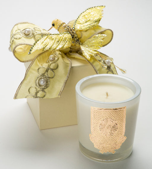 Spring - Citron Candle - 14 oz. gift box - Lux Fragrances