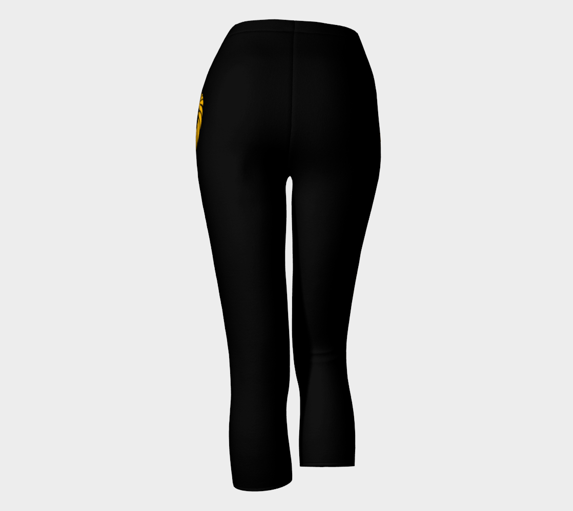 REBUILD Workout Capris