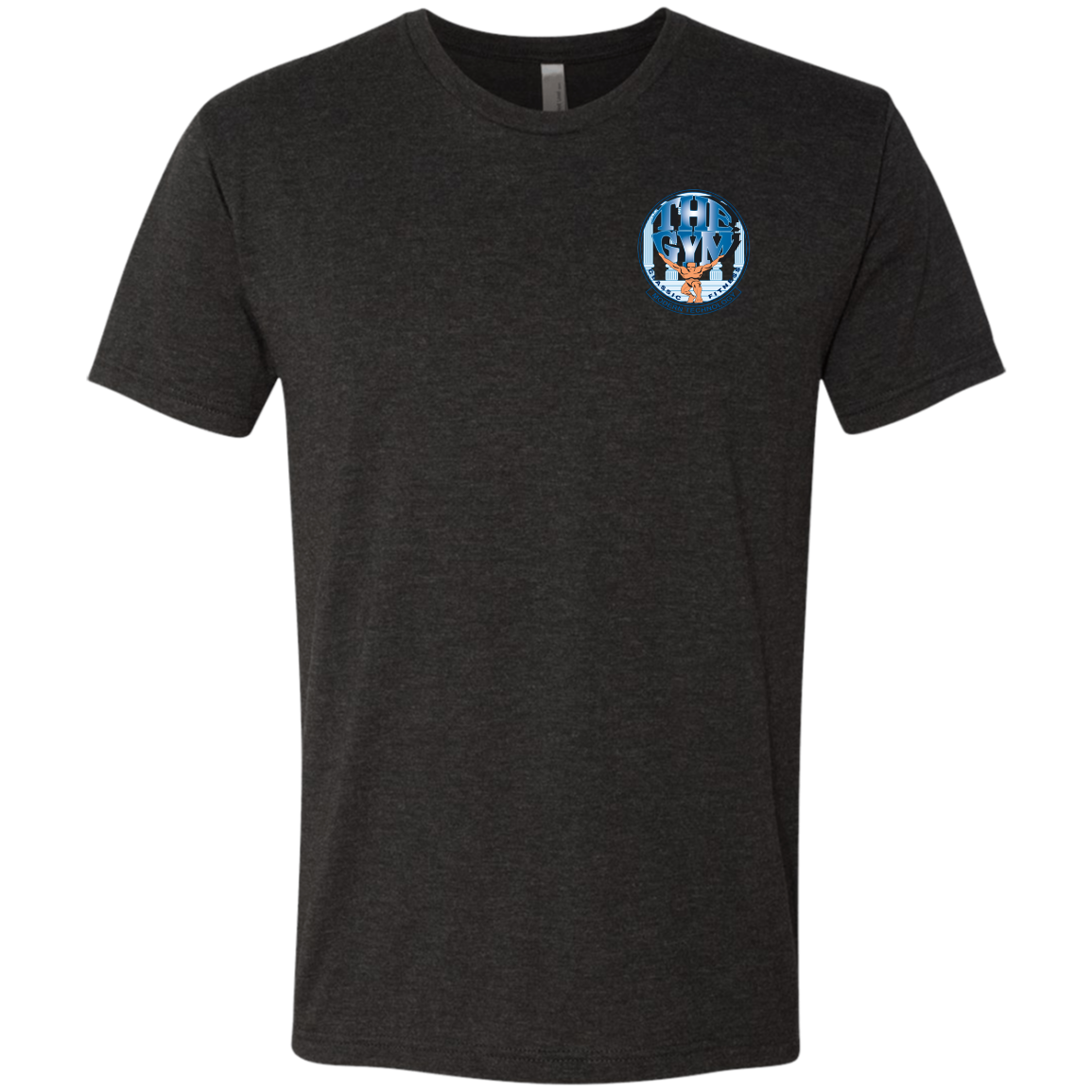 Men's Triblend Basic Logo T