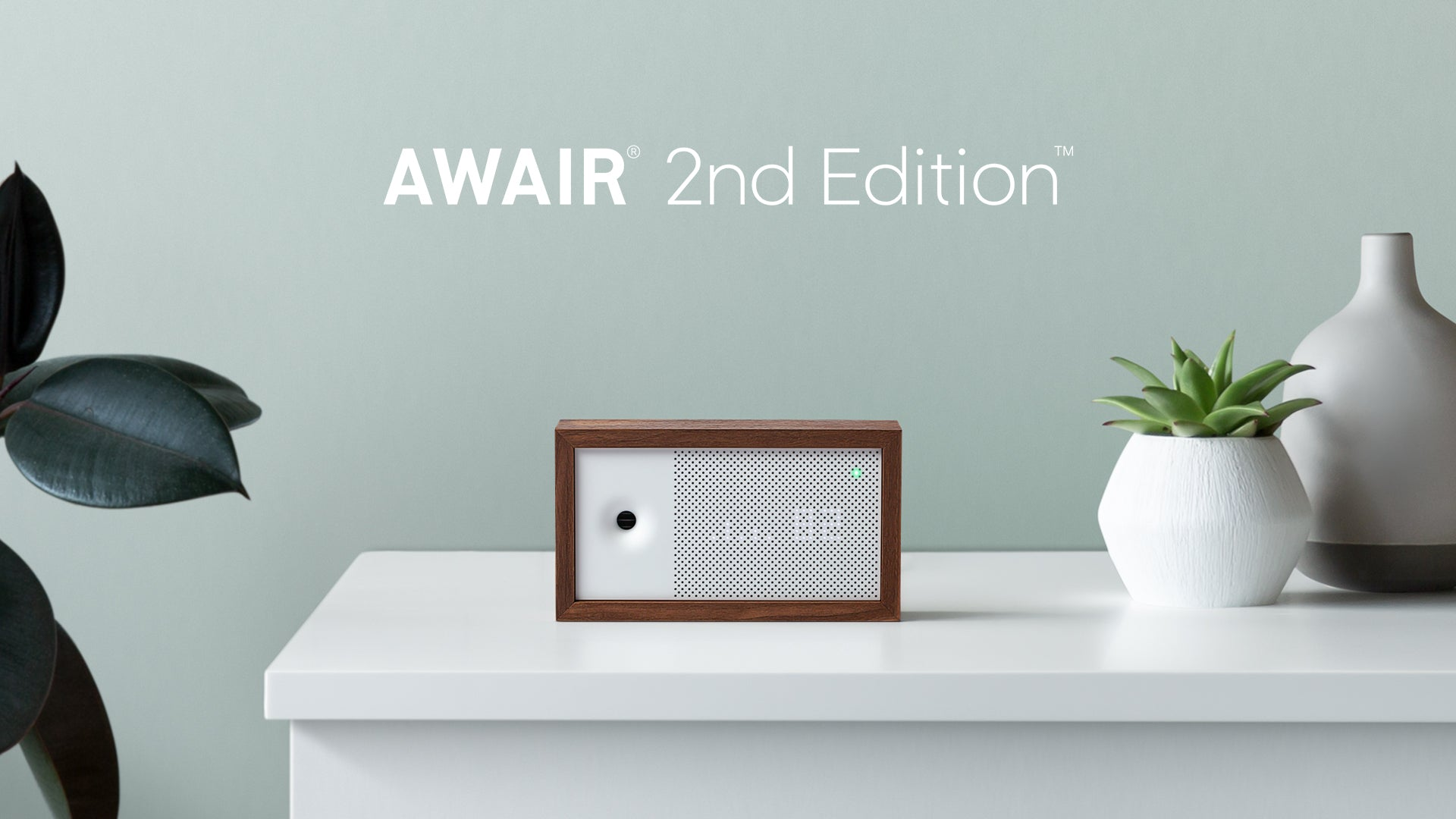 AWAIR | Know what's in the air you breathe