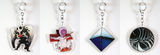 Evangelion Angels Acrylic Charms Collection