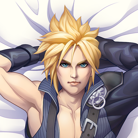 Cloud Dakimakura