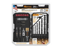 25-Piece Deluxe Woodworker Set