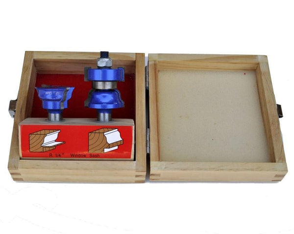 Window Sash Router Bit Set