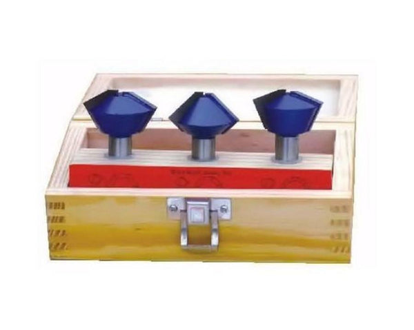 Bird Mouth Router Bit Set