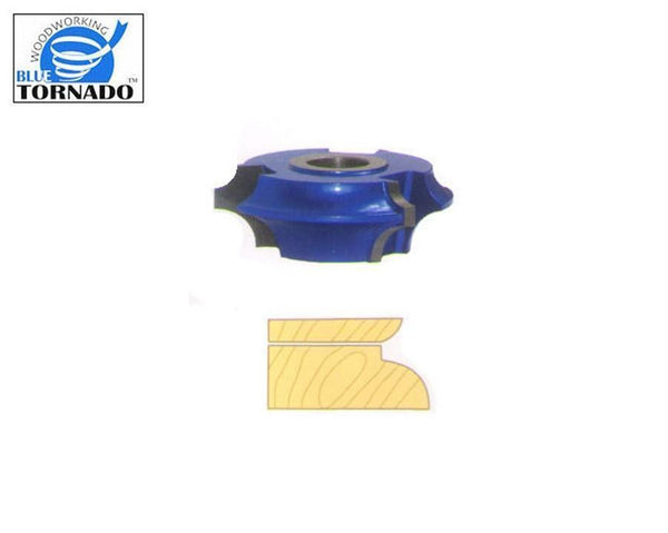 1/4 and 1/2 Quarter Round Shaper Cutter