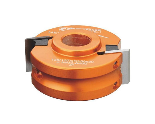 Universal Shaper Cutter Heads