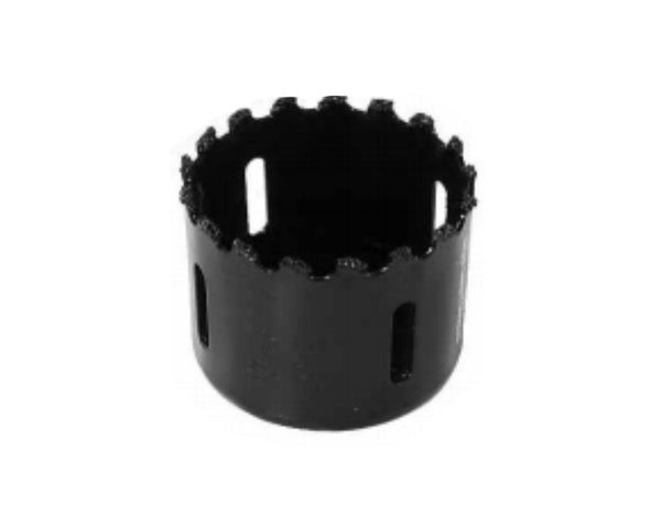 Carbide-Grit Hole Saws