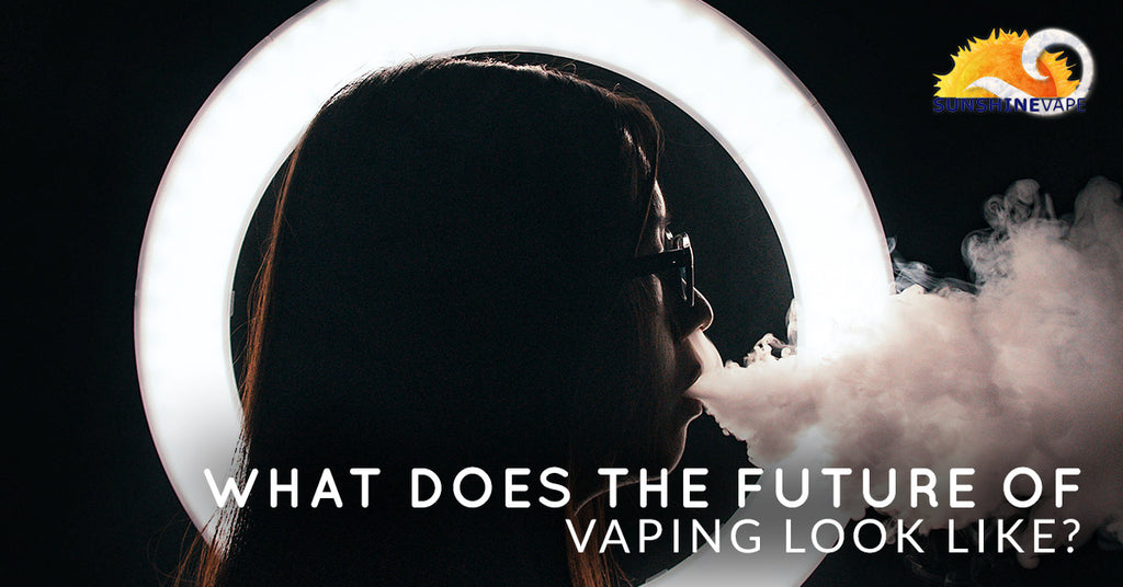 What Does The Future Of Vaping Look Like?