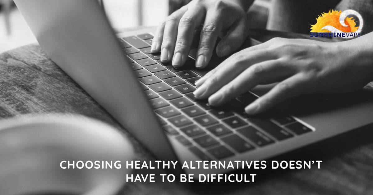 Choosing Healthy Alternatives Doesn't Have To Be Difficult