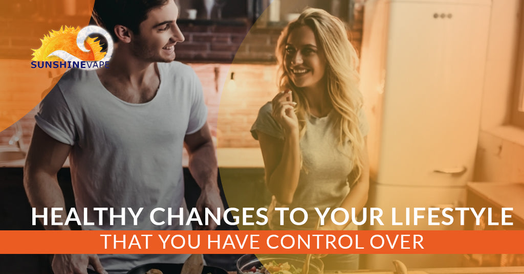Healthy Changes to Your Lifestyle That You Have Control Over