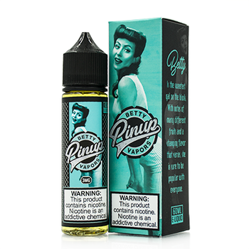 pinup vapors betty