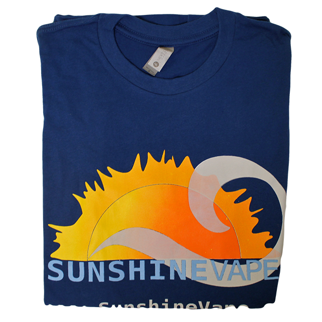sunshine vape t-shirt