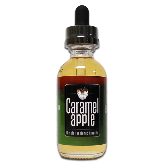 sunshine vape caramel apple