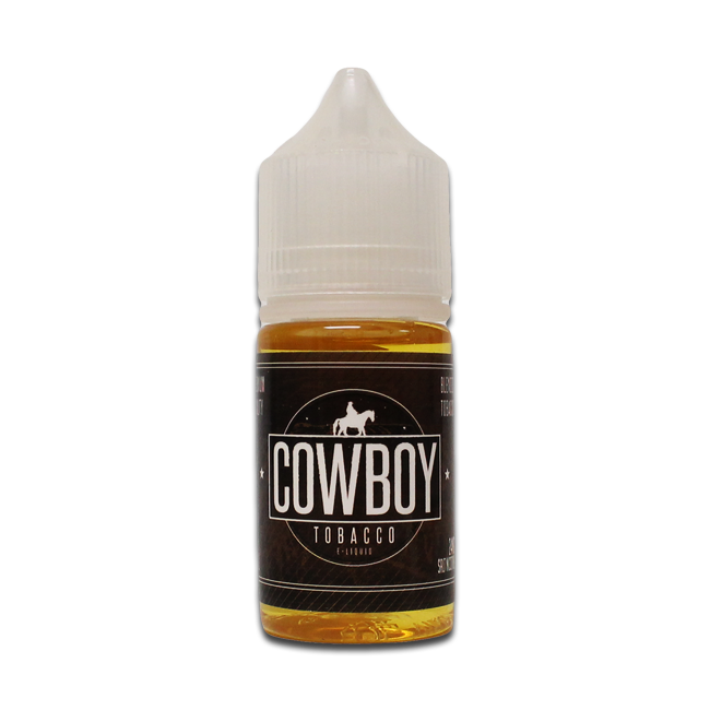 sunshine vape cowboy salt