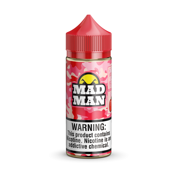 madman crazy strawberry