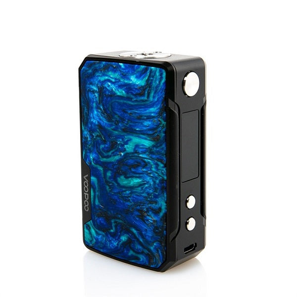 voopoo drag mini mod prussian blue