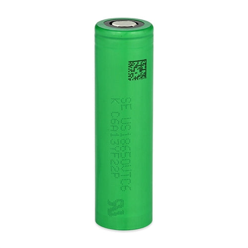 sony vtc6 flat top battery