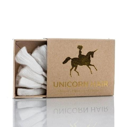unicorn hair organic japanese cotton