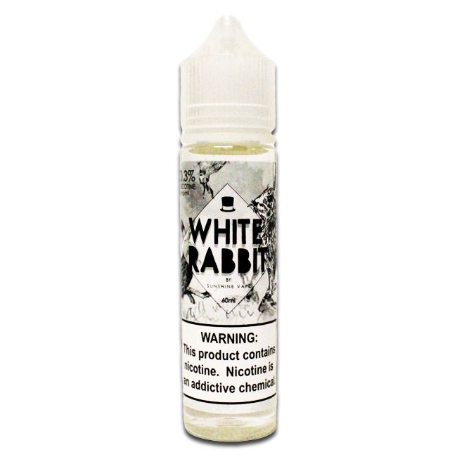 sunshine vape white rabbit