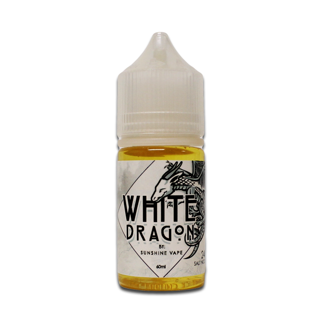 sunshine vape white dragon salts